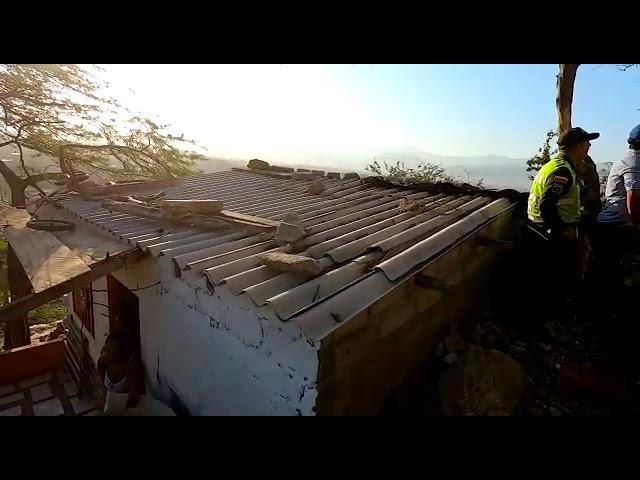 Demuelen olla de microtráfico de drogas en cerro Las Tres Cruces