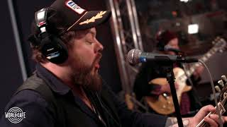 """Nathaniel Rateliff & The Night Sweats  - """"Hey Mama"""" (Recorded Live for World Cafe)"""