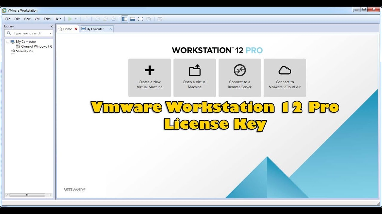 vmware workstation 12 free download for windows 7 64 bit with key