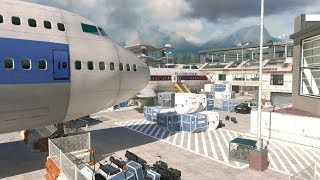 Old School MW2 Terminal Gameplay (Live commentary)