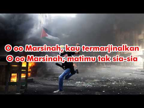 Marjinal -  Marsinah Video Lirik