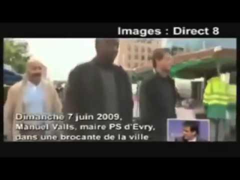 Manuel Valls ouvertement raciste !!