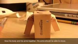Danbo Papercraft Tutorial