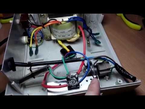 видео: Самодельное ЗУ для АКБ автомобиля из ИБП. 4. Полностью переделываем.