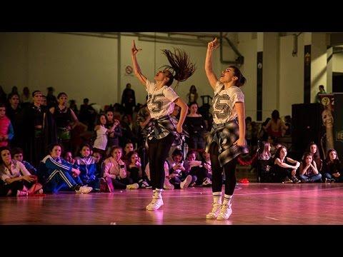 Girlz on the Dancefloor / Hip Hop Duo Senior / Macedonia Open 2015 // AQUA