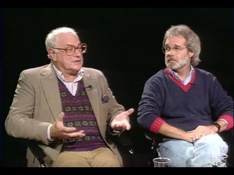 Musical Book Writers PETER STONE And JOHN WEIDMAN