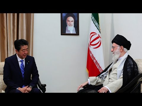 Japan A Likely Iran-U.S. Peacemaker?