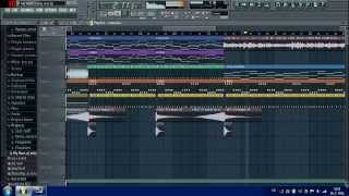 Titanic Theme Song Techno Remix (FL Studio 11)
