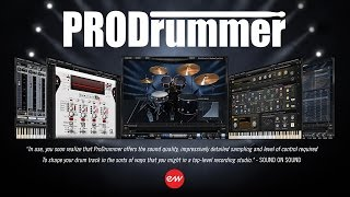EastWest ProDrummer Trailer