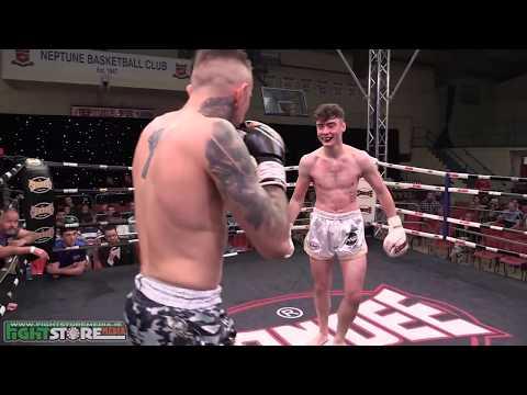 Keelan Foran Vs Sam Lynch - Siam Warriors Superfights: Leeside Revolution