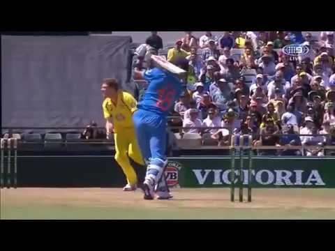 India Vs Australia 1st ODI Full Highlights  2016 Hd