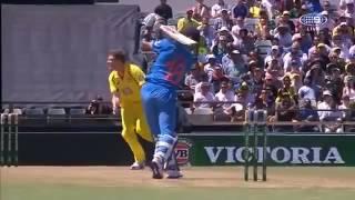India Vs Australia 1st ODI Full Highlights  2016 Hd