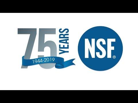 NSF Through the Decades   75th Anniversary Video