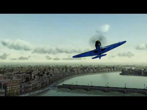 Wings of Prey: Flying undet very low bridge