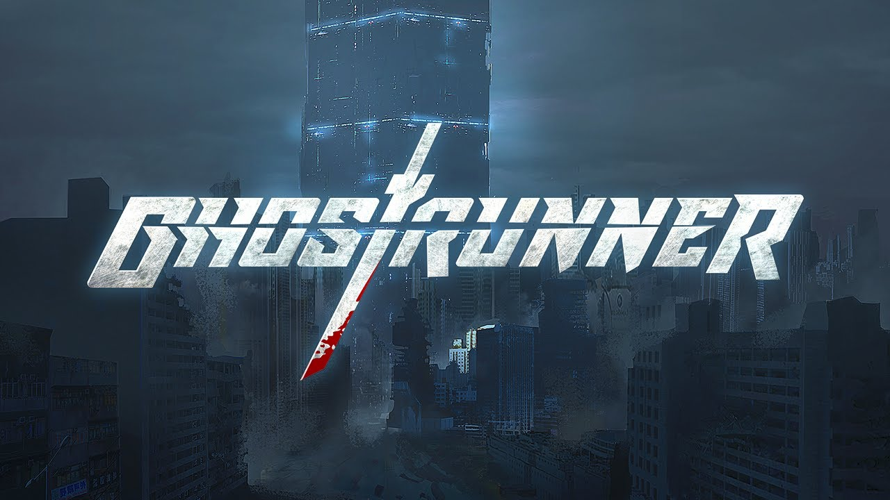 Ghostrunner Official Reveal Trailer 2019