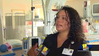 Weaning Newborns Off Opiates at MedStar Harbor Hospital's NICU