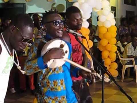 Atimbila - Live at King Ayisoba VCD launch in Kumasi