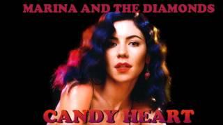 CANDY HEART // MARINA AND THE DIAMONDS