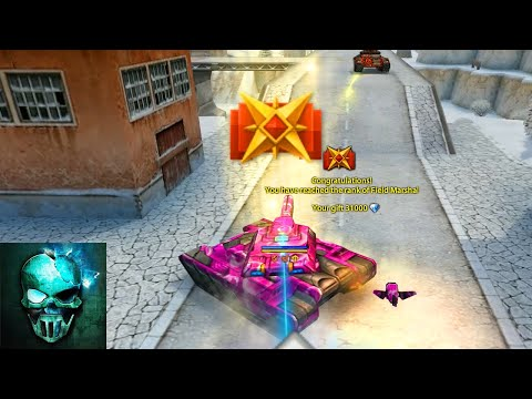 Completing Viking XT & Viking Prime Challenge in 37 HOURS!! - Tanki Online - Ghost Animator TO