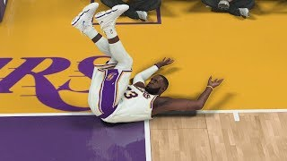 NBA 2K20 My Career EP 40 - LeBron Posterized! All-Star Captain!