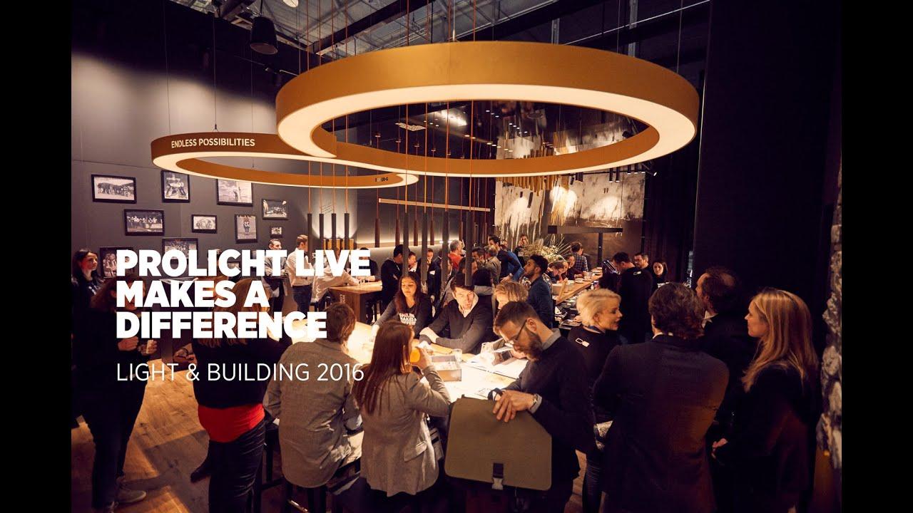 Prolicht Light Building 2017