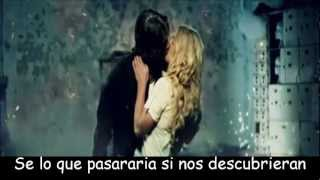 Britney Spears - Seal It With a Kiss Subtitulada