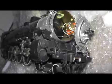 Ebay Unboxing – Damaged Model Brass Train. Again.