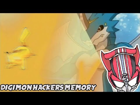 Proto Gets Mad - Digimon Hackers Memory