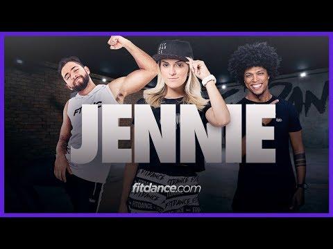 Felix Jaehn - Jennie (feat. R. City, Bori) | FitDance Life (Coreografía) Dance Video
