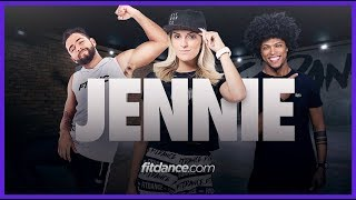 Video Felix Jaehn - Jennie (feat. R. City, Bori) | FitDance Life (Coreografía) Dance Video download MP3, 3GP, MP4, WEBM, AVI, FLV November 2018