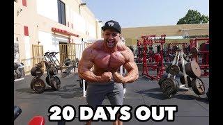 Bodybuilding motivation - victoria d'ariano & regan grimes 20 days out