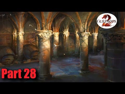 Let's Play Guild Wars 2  - The Personal Story | Part 28, Caudecus's Manor
