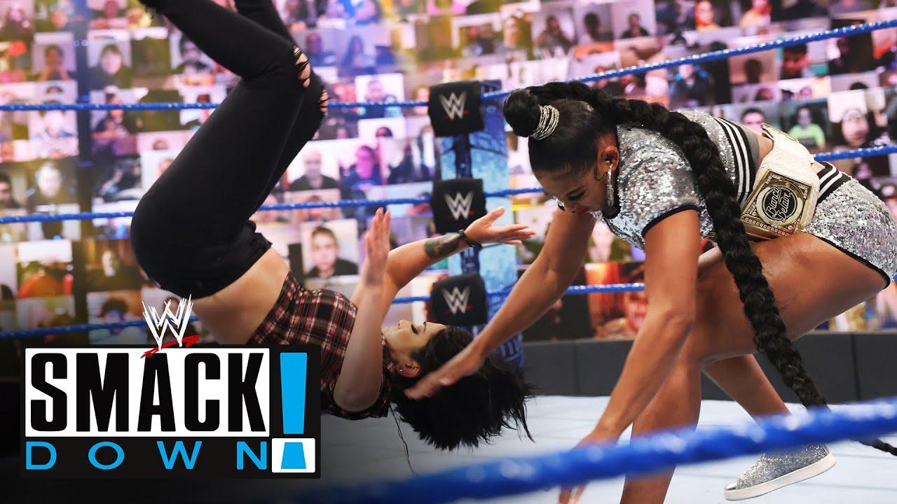 Things turn brutal between Bianca Belair and Bayley: SmackDown, May 7, 2021