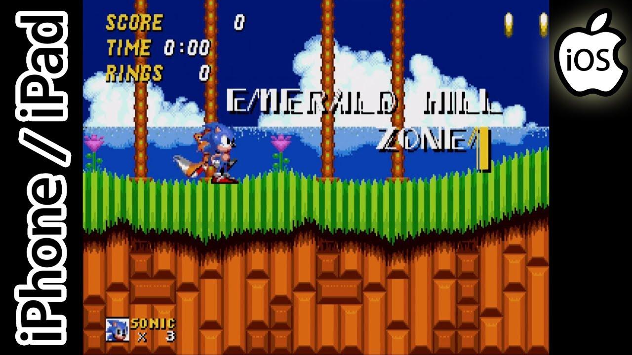 Sonic 1 sega genesis emulator | Sega Genesis(Mega Drive