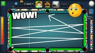 DONT WATCH THIS 8 BALL POOL SHOT IF YOU FEAR CURVES...(Warning)