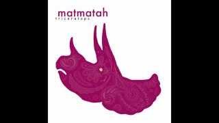 Matmatah - Triceratops