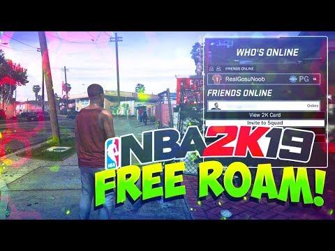 FIRST NBA 2K19 MYPARKS  *OPEN* WORLD + AFFILIATION LEAKS! Best 2k OTW🤔