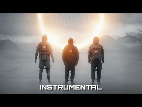 k-391,-alan-walker-&-ahrix---end-of-time-(instrumental)