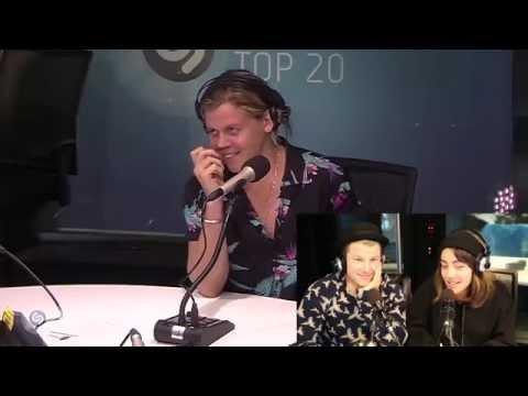 Conrad Sewell Tries To Make Ash Cry!