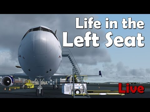 Life in the Left Seat BIKF - EDDF (Keflavik to Frankfurt)