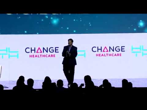 General Session: Neil de Crescenzo, President and CEO, Change Healthcare with Adobe and Microsoft