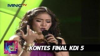 """Gambar cover Erie Suzan """" Jangan Dekati Aku """" Kontes Final KDI 2015 (26/5)"""