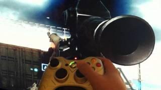 Battlefield 3 Input lag test Xbox 360 ONLINE