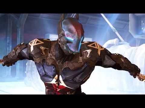 Injustice: Gods Among Us - The Arkham Knight -