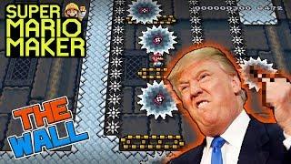 The Wall - Ryukahr's Super Mario Maker Final Level - Super Mario Maker.