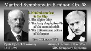Pyotr Ilyich Tchaikovsky (1840-1893) Manfred Symphony in B minor, O...
