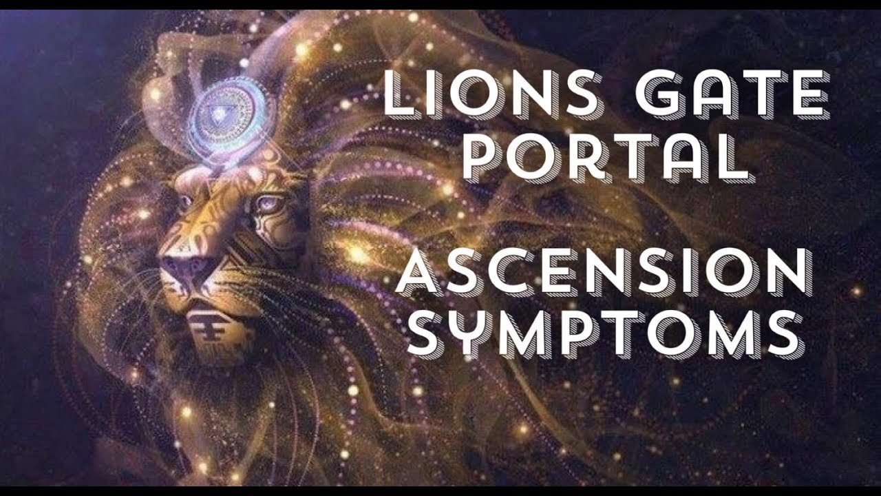 Image result for Lions Gate Ascension Symptoms