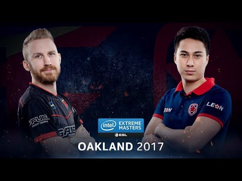 CS:GO - FaZe vs. Gambit [Mirage] - Group B Round 4 - IEM Oakland 2017