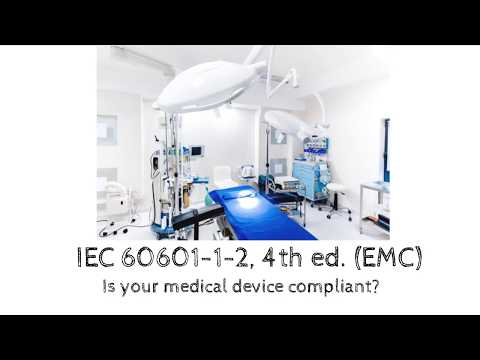 Eisner Safety Consultants » Are you Ready for IEC 60601-1-2, 4th ed