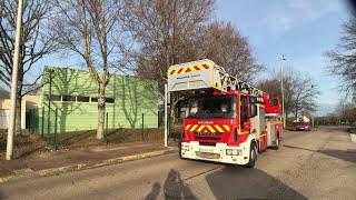 Coup de colère des sapeurs-pompiers de la Haute-Vienne